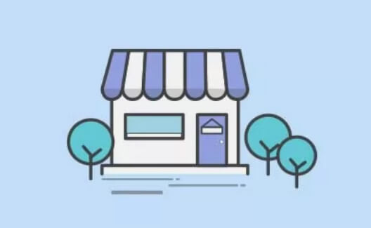 Single store e-commerce application